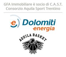 GFA Immobiliare - CAST Aquila Basket