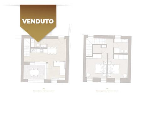Corte Casara | Appartamento 5 | VENDUTO