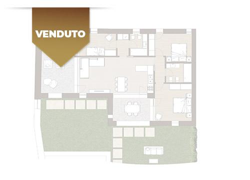 Corte Casara | Appartamento 8 | VENDUTO