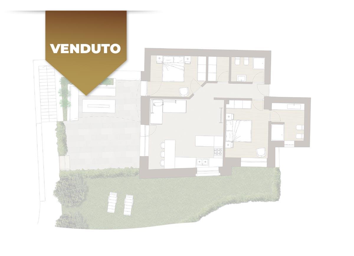 Corte Casara | Appartamento 4 | VENDUTO