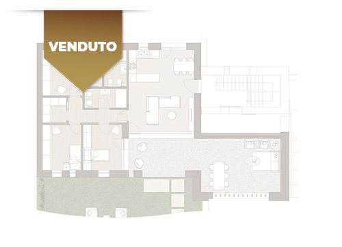 Corte Casara | Appartamento 7 | Venduto