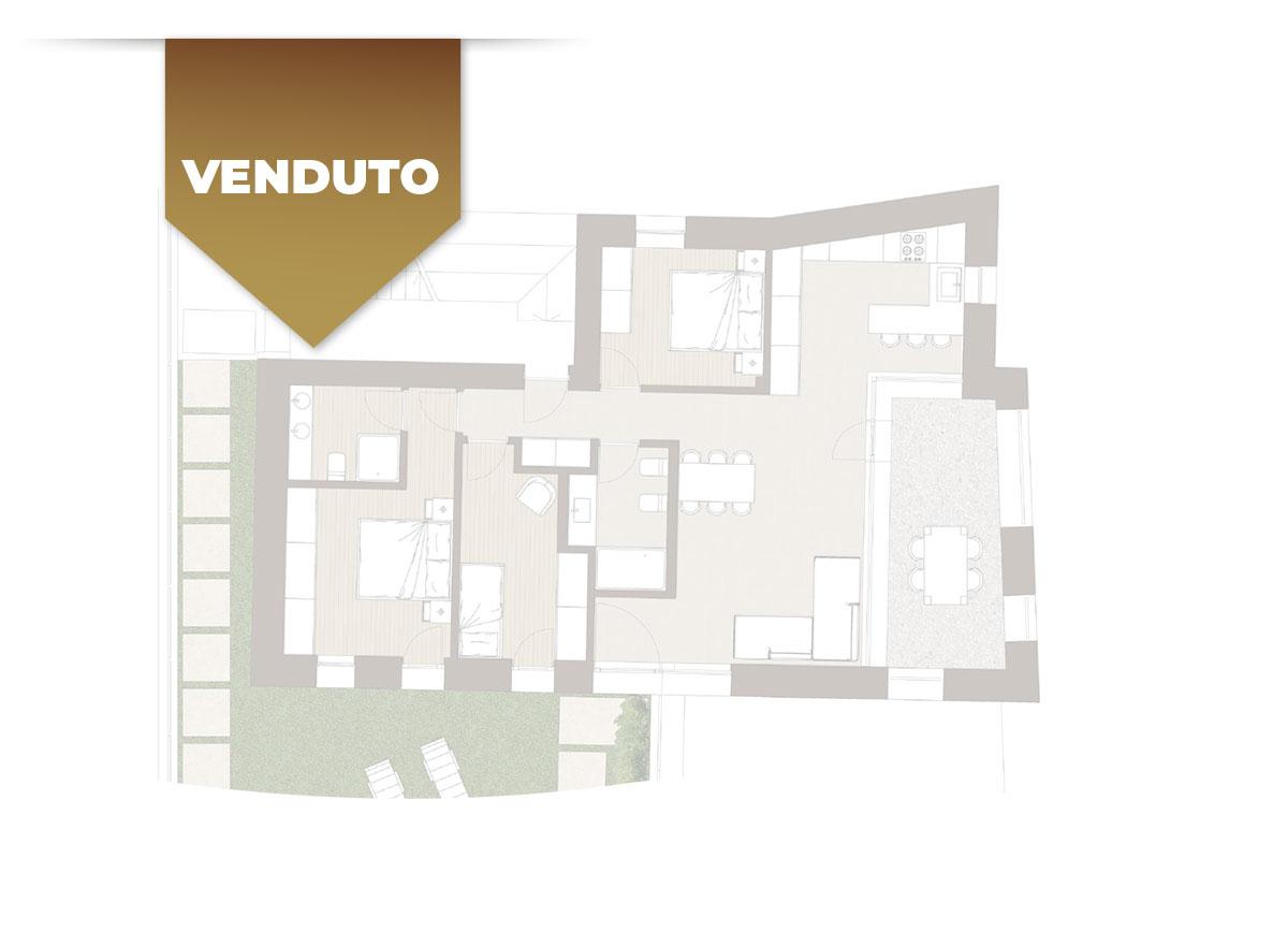 Corte Casara | Appartamento 9 | Venduto