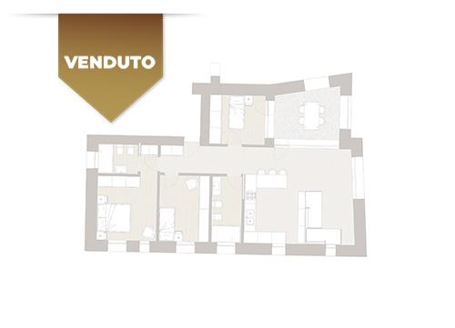 Corte Casara | Appartamento 12 | VENDUTO