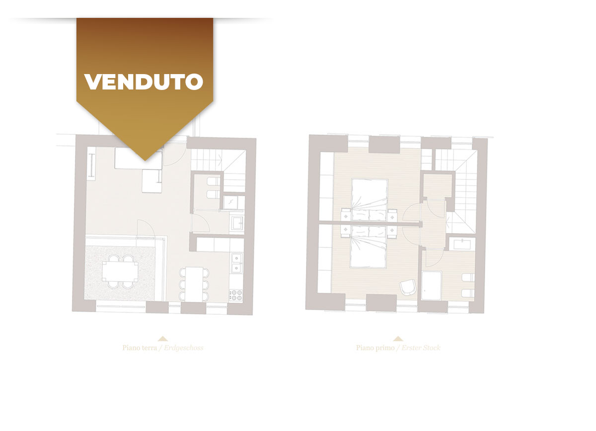 Corte Casara | Appartamento 6 | VENDUTO