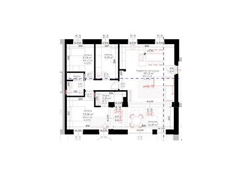 Corte Casara | Appartamento 10