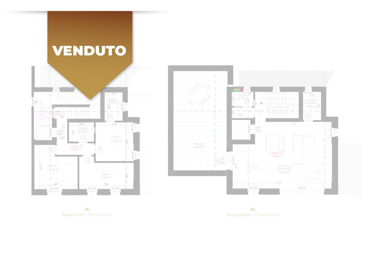 Corte Casara | Appartamento 13 | VENDUTO