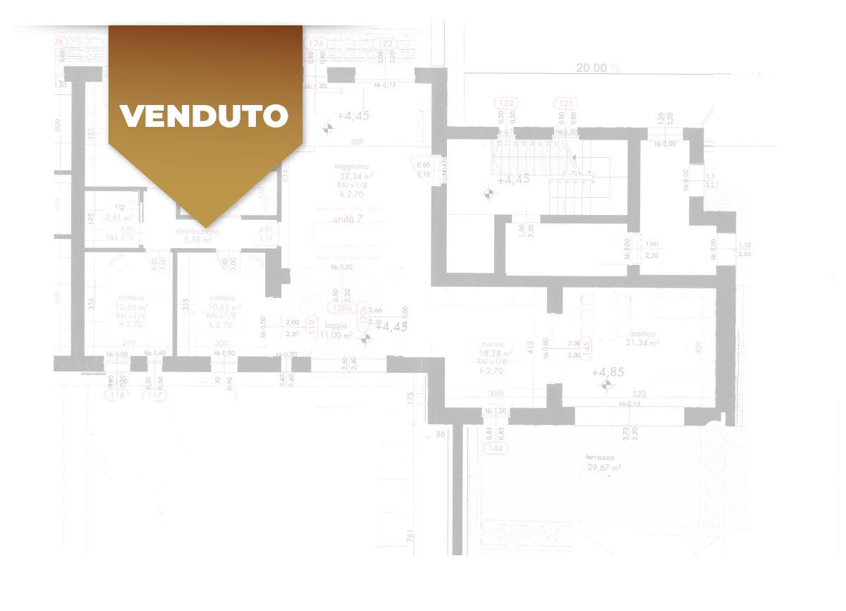 Corte Casara | Appartamento 7 -