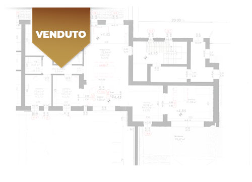 Corte Casara | Appartamento 7 - VENDUTO
