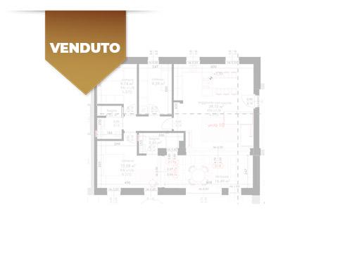 Corte Casara | Appartamento 10 | VENDUTO